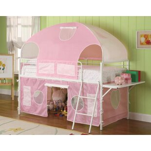 Affordable Ares Twin Low Loft Bed by Zoomie Kids Reviews (2019) & Buyer's Guide