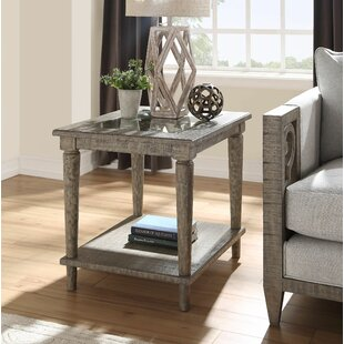 One Allium Way Candice End Table