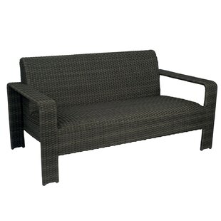 Darville Loveseat by Woodard