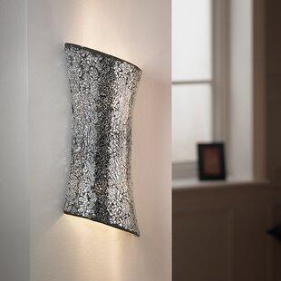 Indoor wall lights flush lights sconces wayfair save aloadofball Image collections