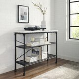 Hainault 48 Console Table by Williston Forge