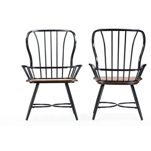 Longford Arm Chair (Set of 2) by Wholesale Interiors