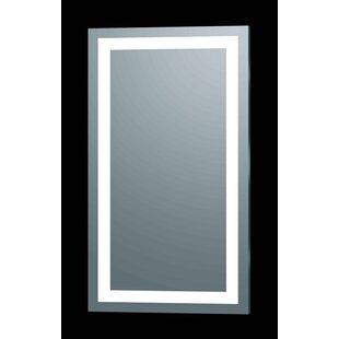 Illume Rectangular LED Backlit Mirror