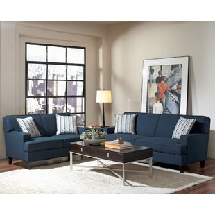 Infini Furnishings Hudson 2 Piece Living Room Set