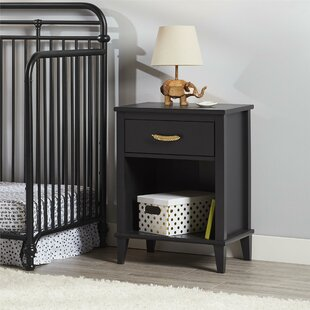 Affordable Monarch Hill Hawken 1 Drawer Nightstand by Little Seeds Reviews (2019) & Buyer's Guide