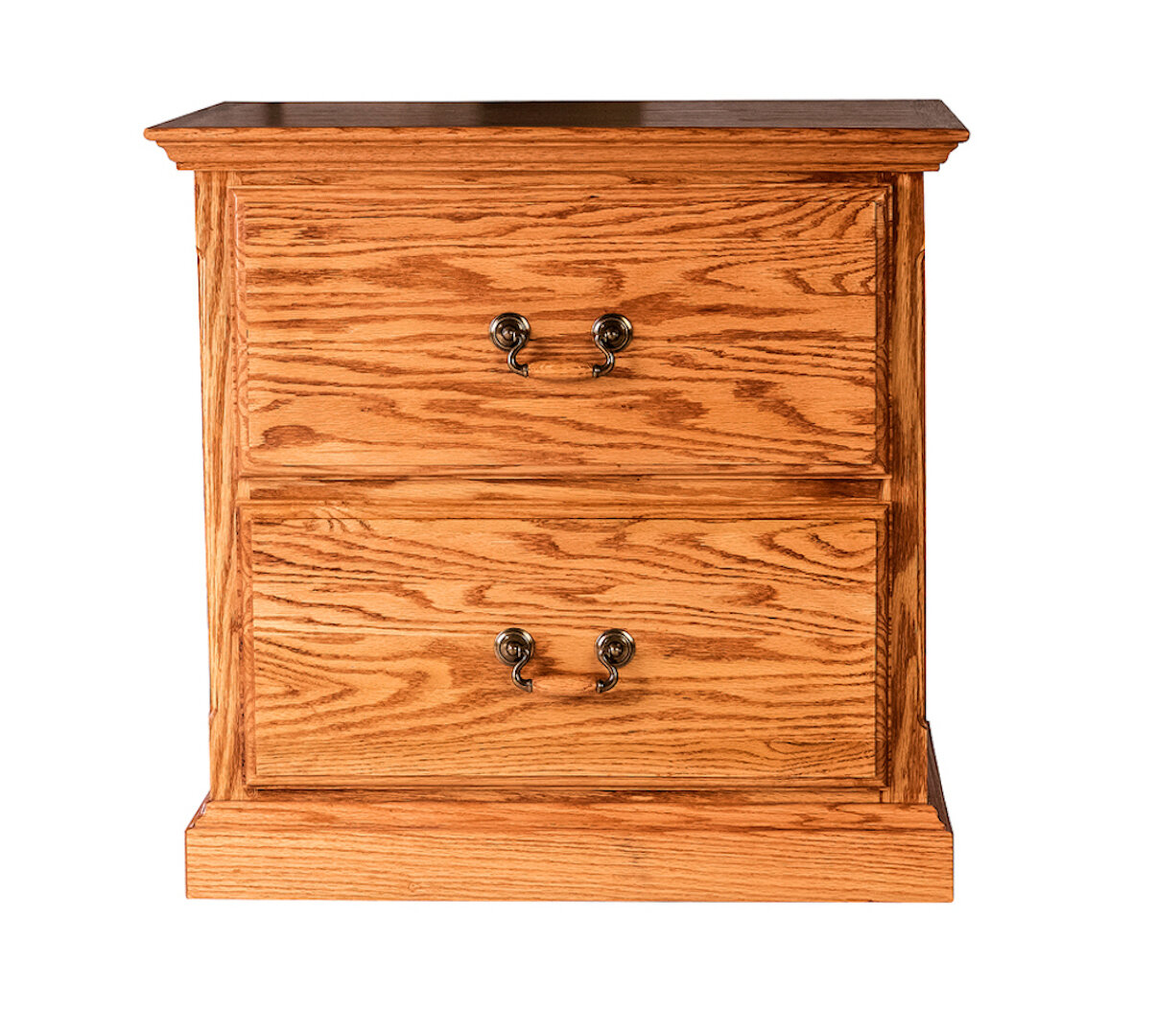 Moreland 2 Drawer Nightstand