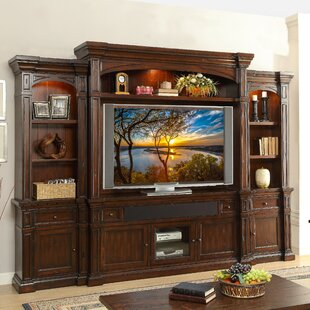 Buy luxury Denissa Entertainment Center for TVs up to 65 by Darby Home Co Reviews (2019) & Buyer's Guide