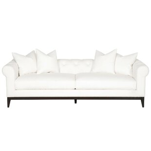 Shop Naiara Chesterfield Standard Sofa by Gracie Oaks