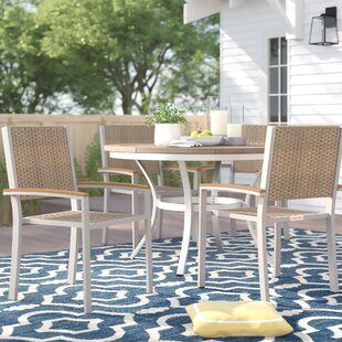 Hillard Dining Armchair (Set Of 4) by Sol 72 Outdoor Best Design