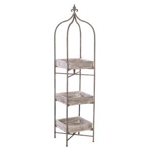 Etagere Bookcase by Melrose International