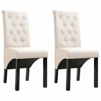 Orren Ellis Meigs Upholstered Dining Chair Wayfair