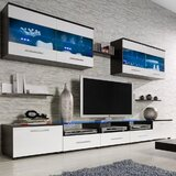Cerie Floating Entertainment Center for TVs up to 88 by Orren Ellis