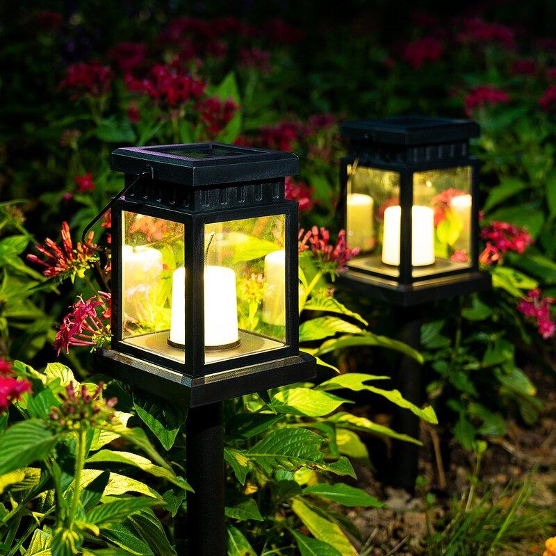outdoor pathway lights
