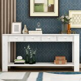 Gingerich 64 Console Table by Longshore Tides