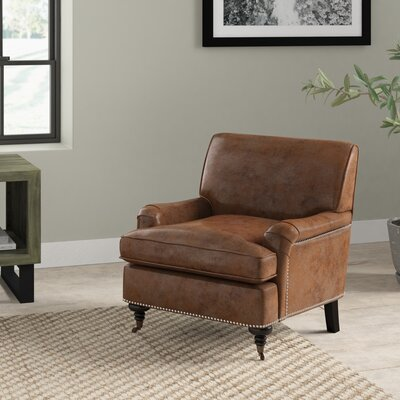 Jandreau Swivel Club Chair