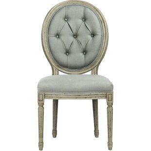 Zentique Medallion Side Chair