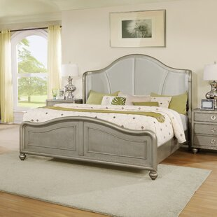 Aiden Upholstered Platform Bed