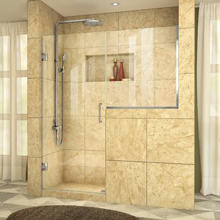Frameless Shower Bathtub Doors Youll Love Wayfair