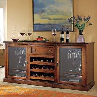 Siena Wine Credenza Modern