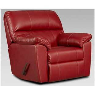Kylin Chaise Manual Rocker Recliner
