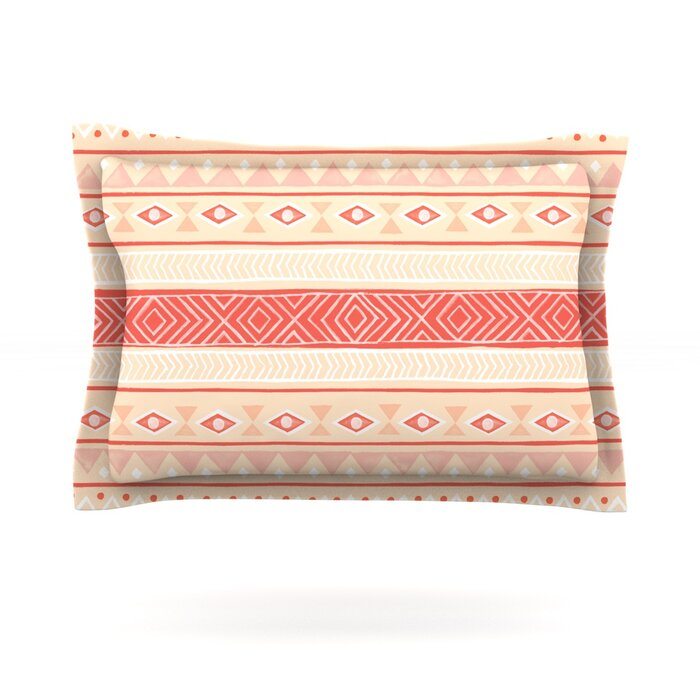 Kess InHouse Sylvia Coomes Electric King Featherweight Sham