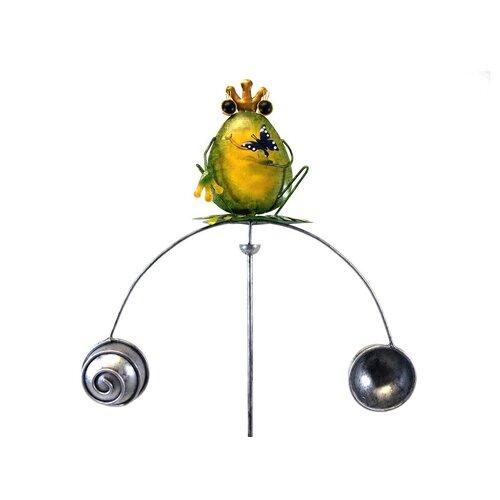Windrad Frog ClearAmbient | Garten > Dekoration > Windräder | ClearAmbient