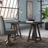 Altenburg Solid Wood Desk by Greyleigh