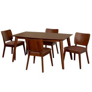 Jocelyn 5 Piece Dining Set Langley Street