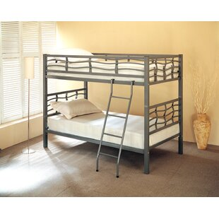 Price comparison Echo Twin over Twin Bunk Bed by Wildon Home® Reviews (2019) & Buyer's Guide