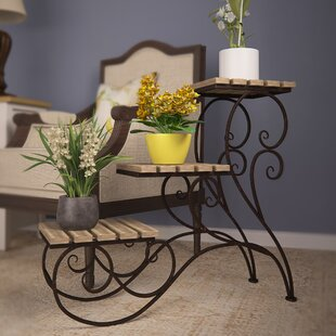 Elderberry Multi-Tiered Plant Stand by Rosalind Wheeler