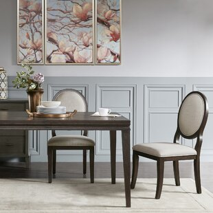 Find the perfect Astoria Upholstered Dining Chair (Set of 2) by Madison Park Signature Reviews (2019) & Buyer's Guide
