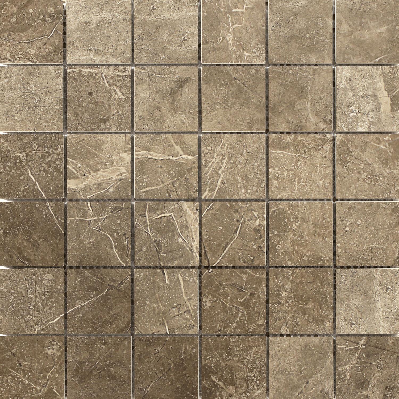 Emser Tile Realm 2 X 2 Ceramic Stone Look Mosaic Tile In Region