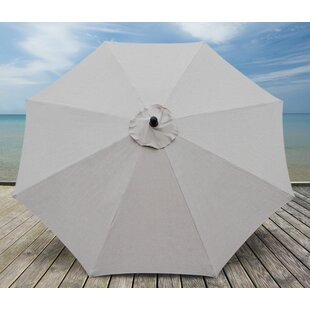 Mucci Madilyn 10' Market Umbrella by Beachcrest Home