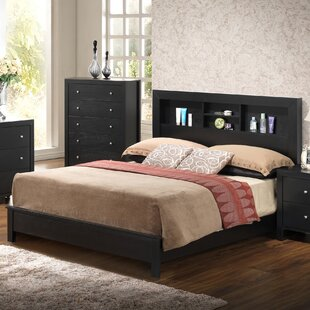 Latitude Run Brennen Panel Bed