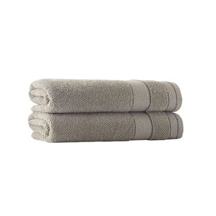 Turkish Cotton Bath Towel (Set of 2)