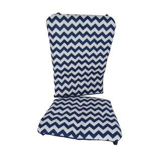 Charmant Navy Blue Rocking Chair | Wayfair