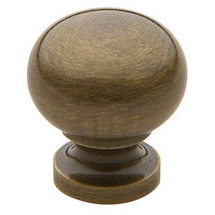 Ornamental Round Knob