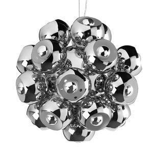 Orren Ellis Jent 21-Light Pendant