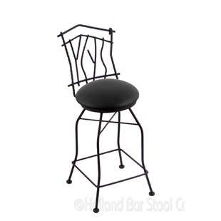 Eye 25 Swivel Bar Stool Winston Porter