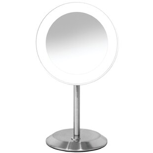 Compare prices LED Single-sided Mirror By Conair