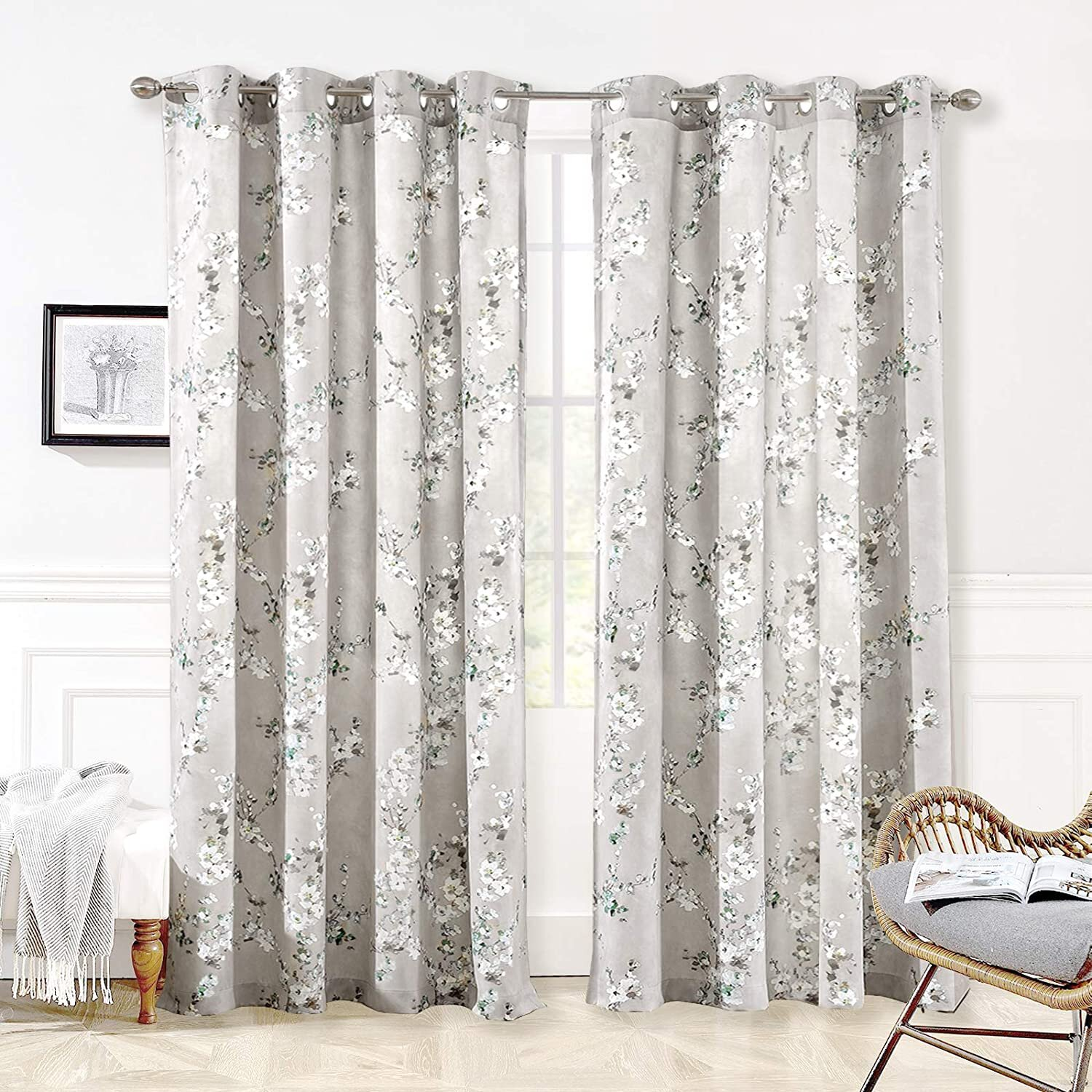 Room Darkening Bloomsbury Market Curtains Drapes You Ll Love In 2021 Wayfair