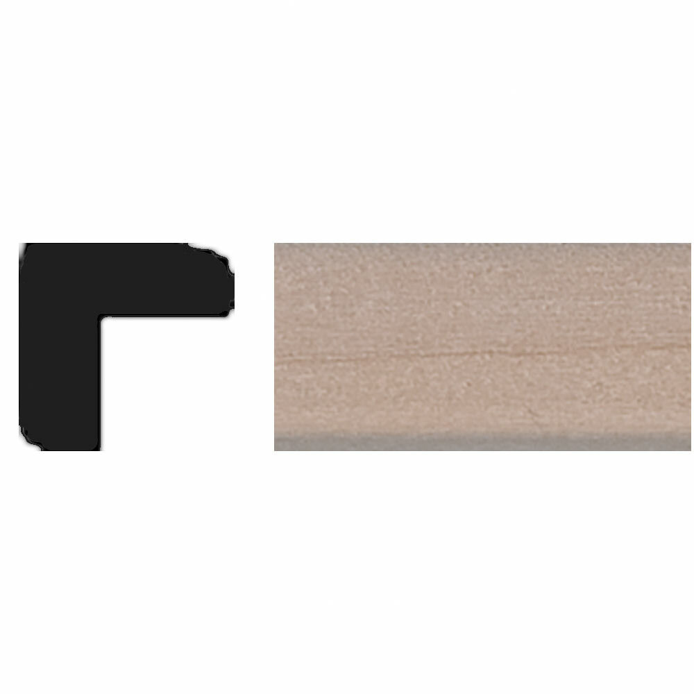 Manor House 3 8 In X 3 8 In X 4 Ft Basswood Outside Corner Moulding Wayfair