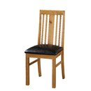 Acorn Solid Oak Upholstered Dining Chair (Set of 2)
