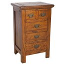 Sanabria 5 Drawer Chest of Drawers