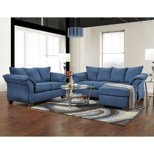 Affordable Matzke 2 Piece Living Room Set by Charlton Home Reviews (2019) & Buyer's Guide