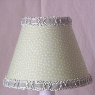 Honey Dew 11 Fabric Empire Lamp Shade