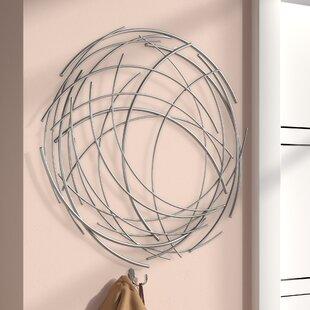 Décoration murale en métal: Style - Moderne et contemporain | Wayfair.ca