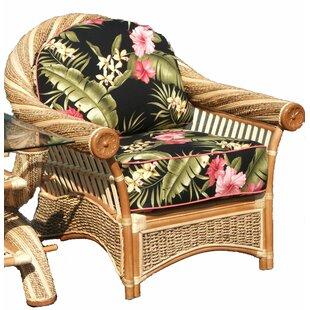Maui Twist Armchair by Spice Islands Wicker