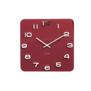 office large size floor clocks wayfair. Vintage Square Glass Wall Clock Office Large Size Floor Clocks Wayfair R
