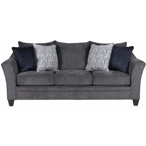 Simmons Upholstery Heath Sleeper Sofa by Latitude Run